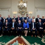 The Cabinet of Taoiseach Leo Varadkar